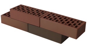 1NF Bovarian Bordo smooth brickwork h 300x161 «Баварская кладка» бордо 1 NF